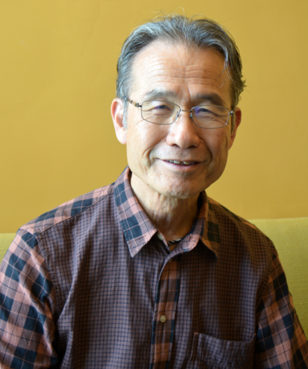 Professor Mitsuhiro Yanagida